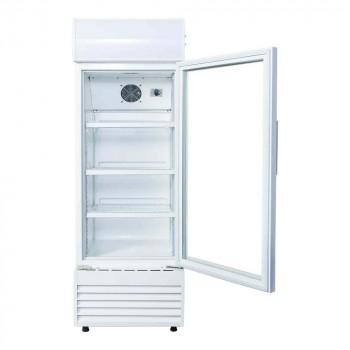 Geladeira / Refrigerador Expositor Porta de Vidro 210 Lts (Visa Cooler) - LG-210