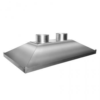 Coifa de Centro em Aço inox 201 - 280x160cm