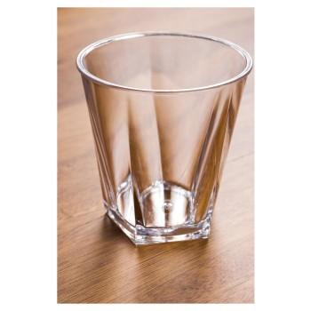 Copo para Drink 190ml na mesa (7,9x8 cm) de Policarbonato - Brascool (JD-6609)