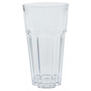 Copo para Drink 550ml (9x16 cm) de Policarbonato - Brascool (JD-6631)