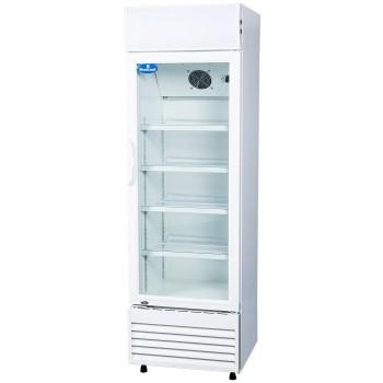 Porta fechada - Geladeira / Refrigerador Expositor Porta de Vidro 260 Lts (Visa Cooler) - LG-260