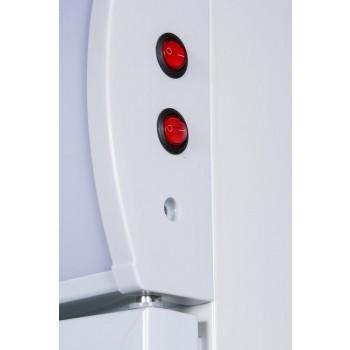 Interruptor - Geladeira / Refrigerador Expositor Porta de Vidro 260 Lts (Visa Cooler) - LG-260