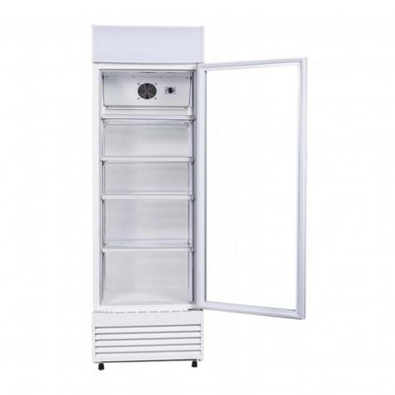 Geladeira / Refrigerador Expositor Porta de Vidro 360 Lts (Visa Cooler) - LG-360
