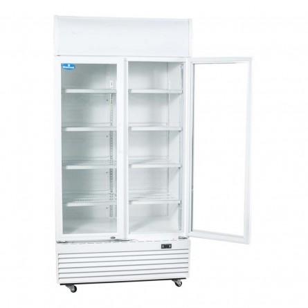 Refrigerador / Geladeira Expositora Porta de Vidro 800 Lts (Visa Cooler) - LG-800